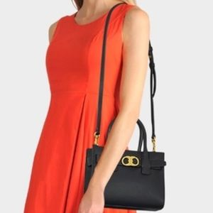 🆕 Tory Burch Gemini Link Small Satchel NWT